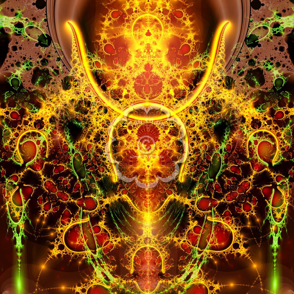 fractal being
